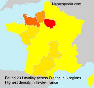 Lavollay