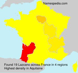 Lazcano
