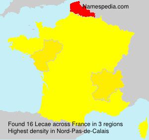 Lecae - France