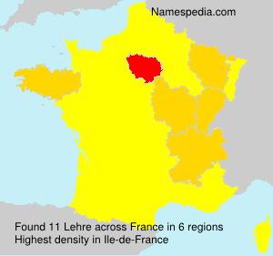 Lehre - France