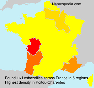 Lesbazeilles