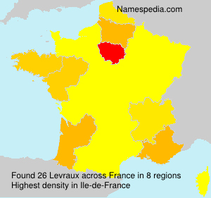 Levraux