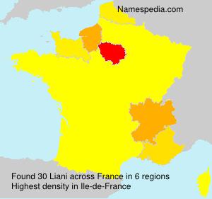 Liani - France