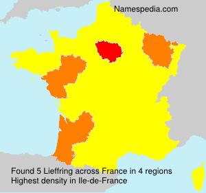 Lieffring - France