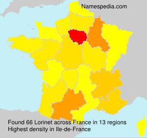 Lorinet - France