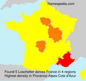 Loschetter