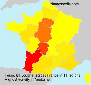 Loubriat - France