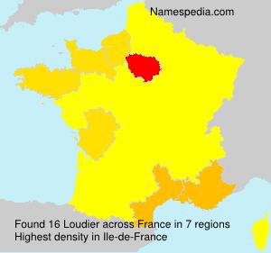 Loudier - France
