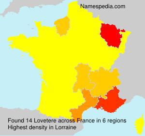 Lovetere - France
