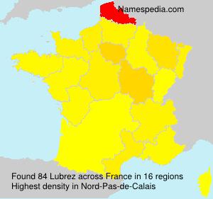 Lubrez - France
