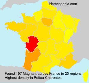 Magnant - France