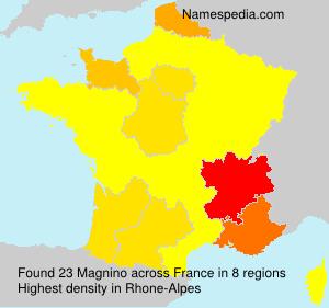Magnino - France