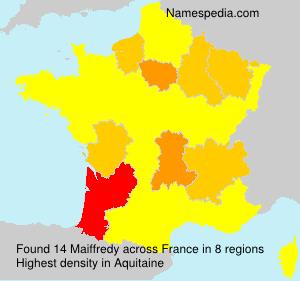 Maiffredy