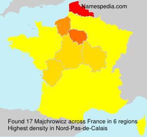 Majchrowicz - France