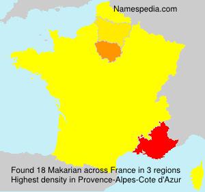 Makarian - France
