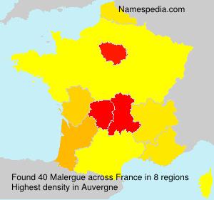 Malergue