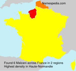 Malzani - France