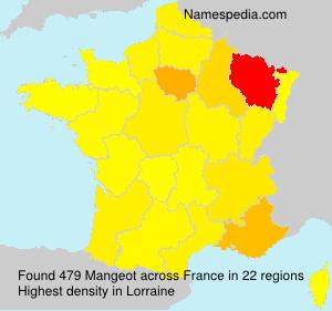 Mangeot - France