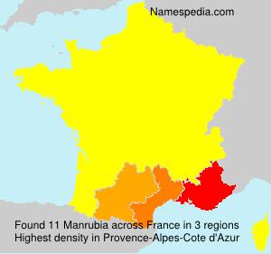 Manrubia