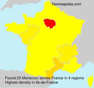 Manscour