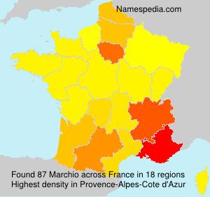 Marchio - France