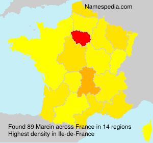 Marcin - France