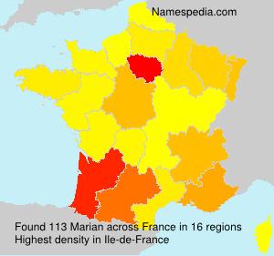 Marian - France