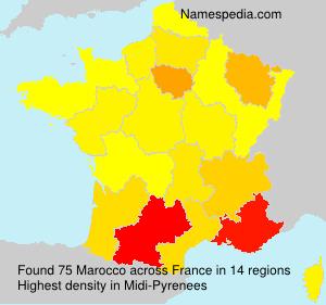 Marocco - France