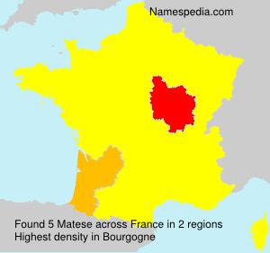 Matese - France