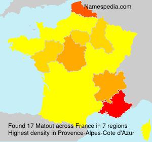 Matout - France