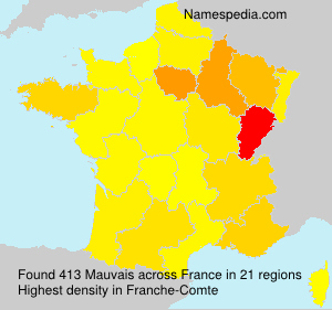 Mauvais - France