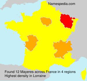 Mayeres