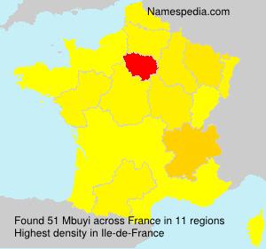 Mbuyi - France