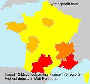 Mcculloch france