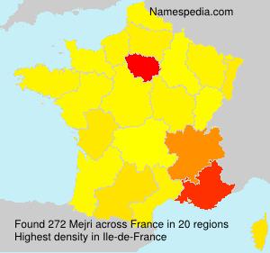 Mejri - France