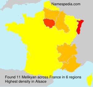 Melikyan - France