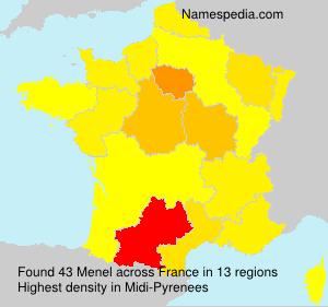 Menel - France