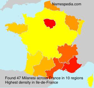 Milanesi - France