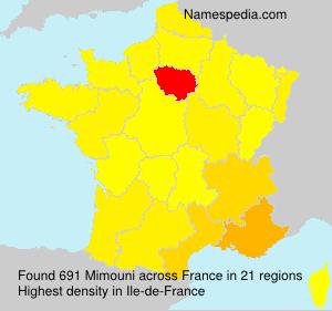 Mimouni - France