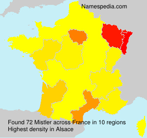 Mistler - France
