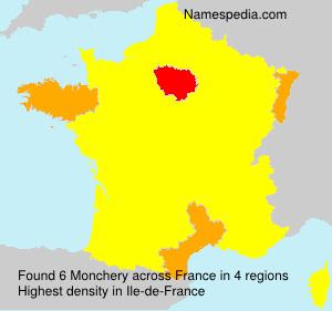 Monchery