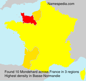 Mondehard