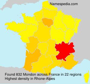 Mondon - France