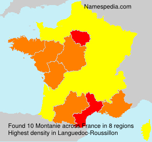 Montanie - France