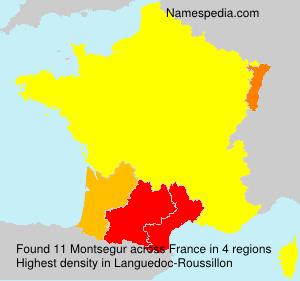 Montsegur - France