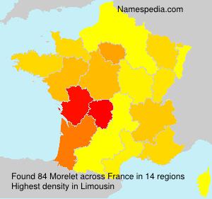 Morelet