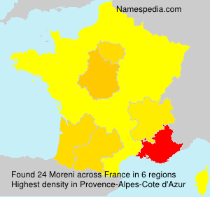 Moreni - France