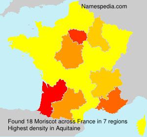 Moriscot - France