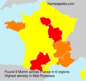 Morrin - France