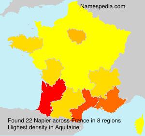 Napier - France